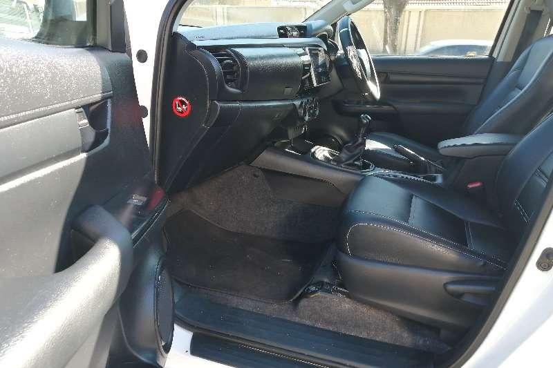 Used 2016 Toyota Hilux 2.4GD 6 double cab SRX