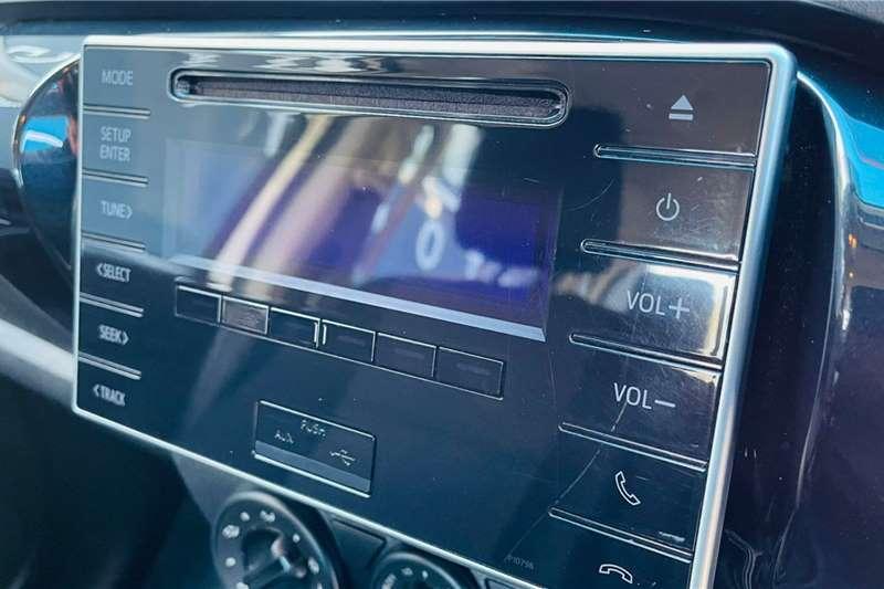 Used 2017 Toyota Hilux 2.4GD 6 double cab SRX