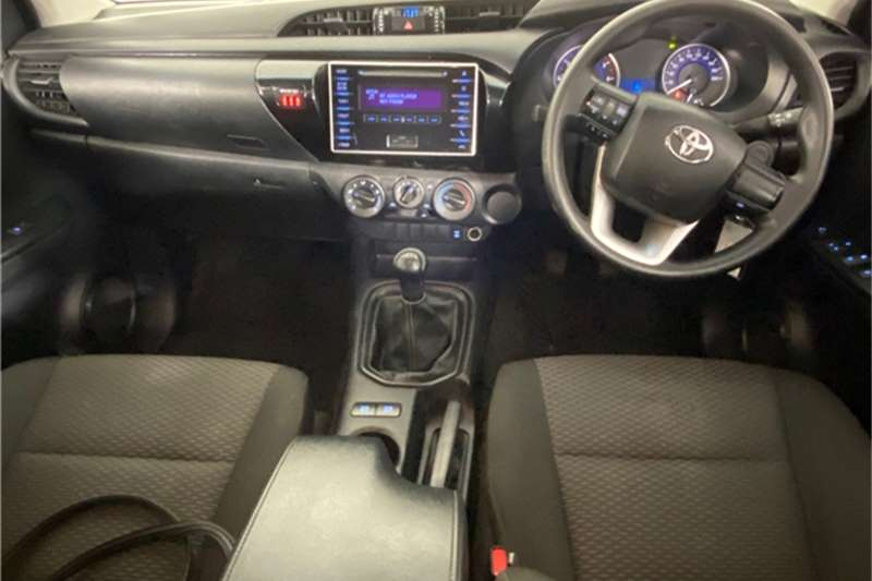 2017 Toyota Hilux Hilux 2.4GD-6 double cab SRX