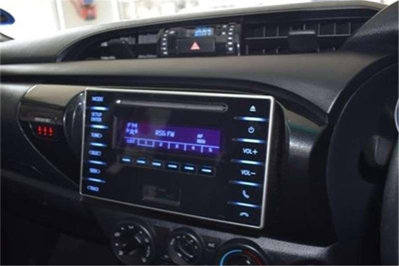 Used 2018 Toyota Hilux 2.4GD 6 double cab SRX