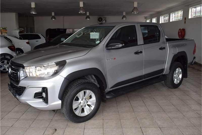 2019 Toyota Hilux Hilux 2.4GD-6 double cab SRX