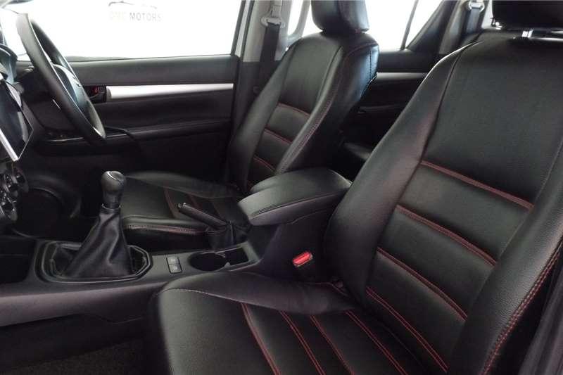 Used 2019 Toyota Hilux 2.4GD 6 double cab SRX
