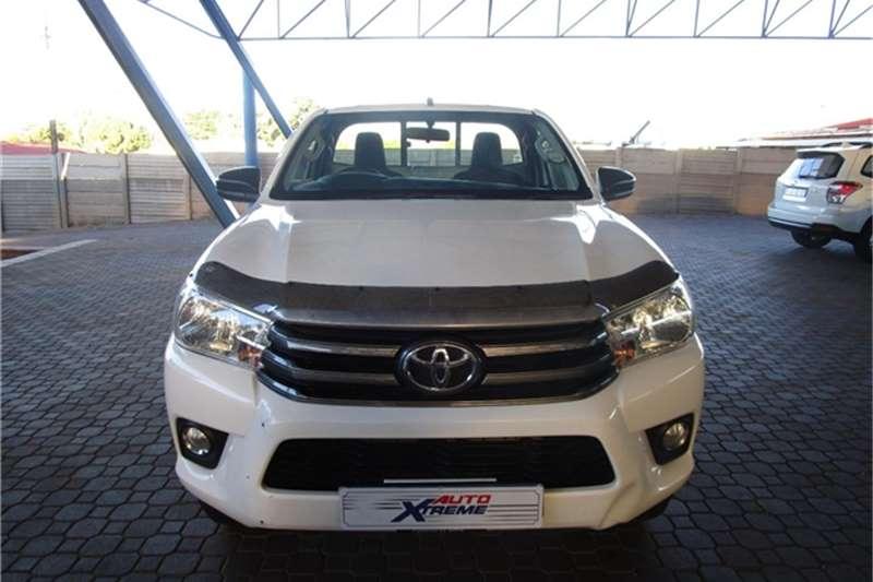 2016 Toyota Hilux Hilux 2.4GD-6 SRX