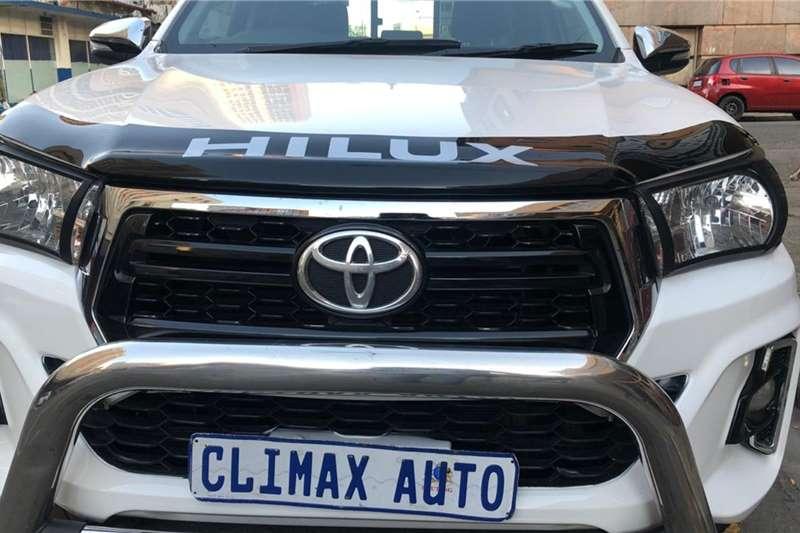 Toyota Hilux 2.4GD 6 SRX 2017