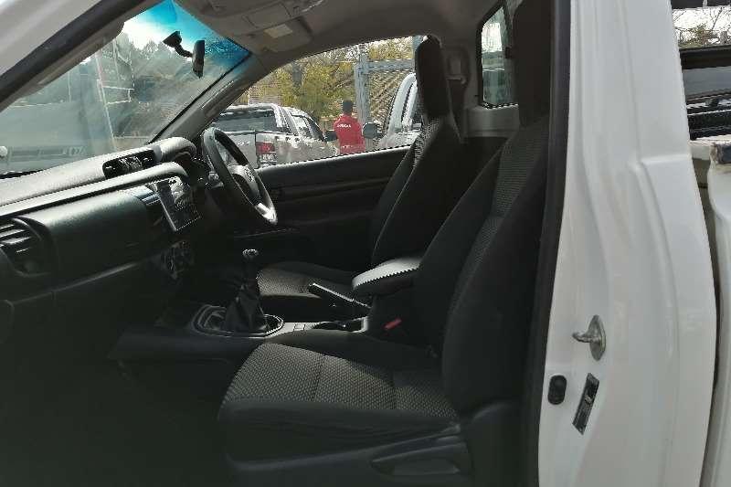 Used 2017 Toyota Hilux 2.4GD 6 SRX