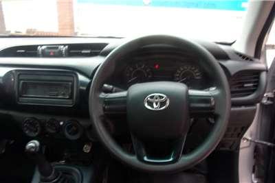 Toyota Hilux 2.4GD 6 SRX 2018