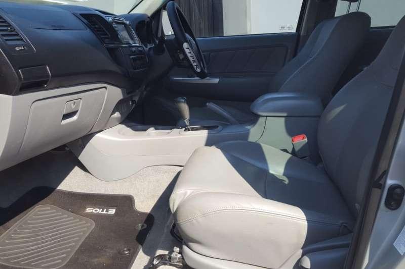 2018 Toyota Hilux Hilux 2.4GD-6 SRX