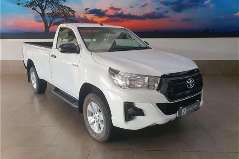 Toyota Hilux 2.4GD 6 SRX 2019