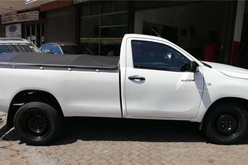 Used 2019 Toyota Hilux 2.4GD 6 SRX