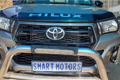 2019 Toyota Hilux Hilux 2.4GD-6 SRX