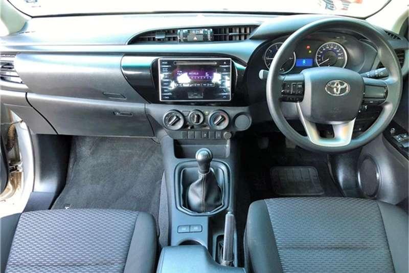 Toyota Hilux 2.4GD-6 Xtra cab SRX 2017
