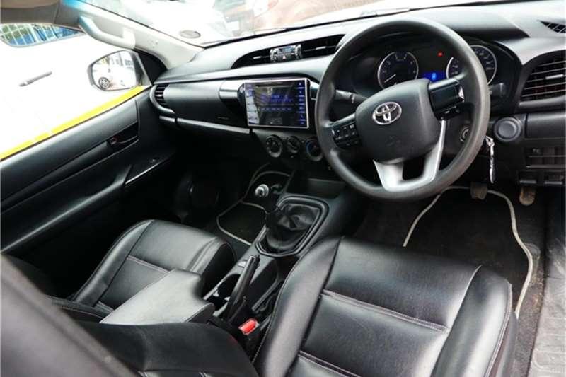 Toyota Hilux 2.4GD 6 Xtra cab SRX 2017