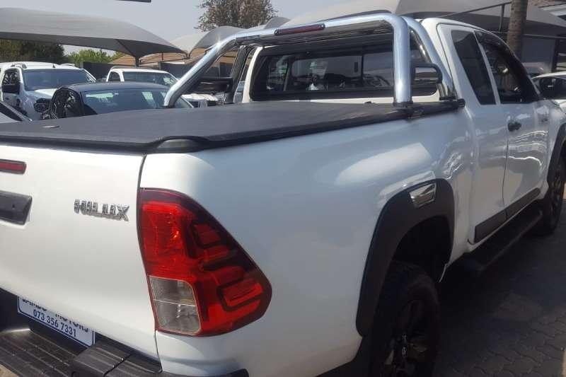 Used 2017 Toyota Hilux 2.4GD 6 Xtra cab SRX