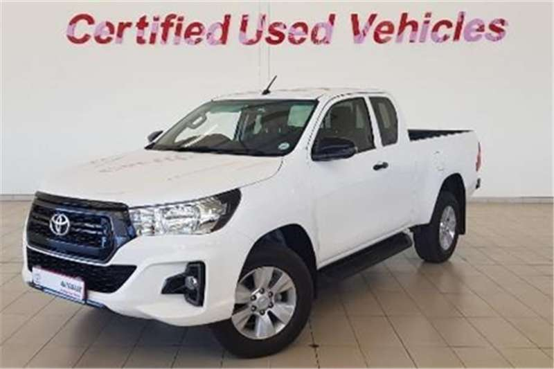 Toyota Extended cab bakkies for sale in South Africa | Auto Mart