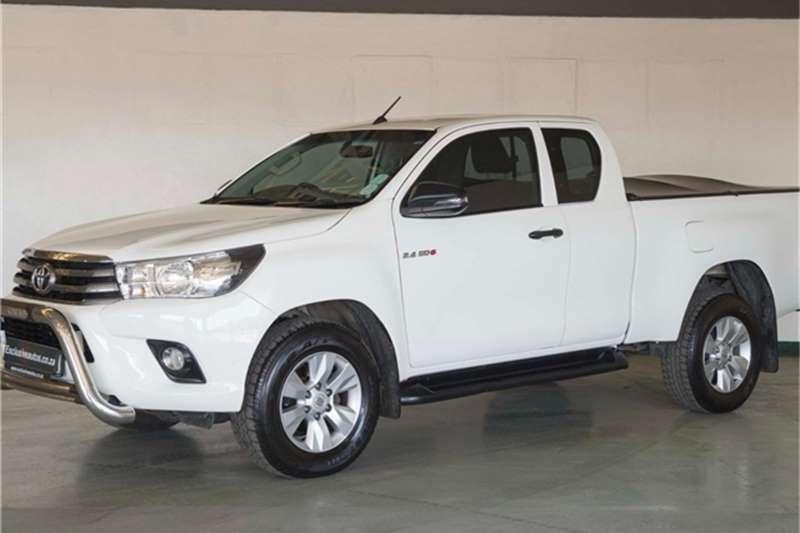 Toyota Hilux 2.4GD-6 Xtra cab SRX 2018