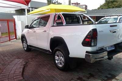 Used 2018 Toyota Hilux 2.4GD 6 Xtra cab SRX
