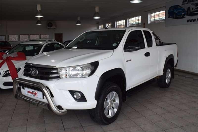 2018 Toyota Hilux Hilux 2.4GD-6 Xtra cab SRX