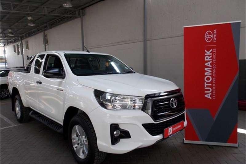 Toyota Hilux 2.4GD 6 Xtra cab SRX 2019