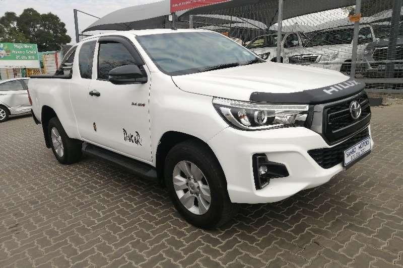 Used 2019 Toyota Hilux 2.4GD 6 Xtra cab SRX