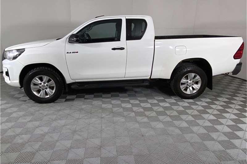2019 Toyota Hilux Hilux 2.4GD-6 Xtra cab SRX