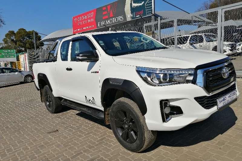 Used 2020 Toyota Hilux 2.4GD 6 Xtra cab SRX