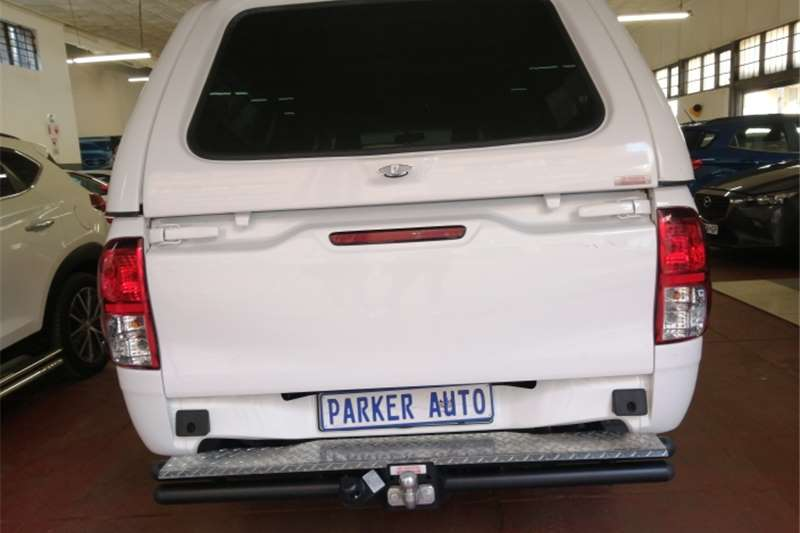 Used 2020 Toyota Hilux 2.4GD (aircon)