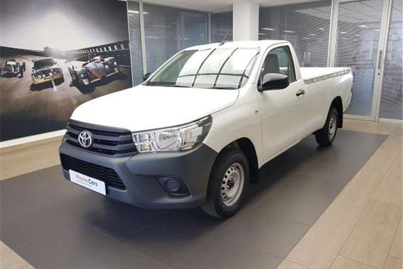 Toyota Hilux 2.4GD S (aircon) 2019