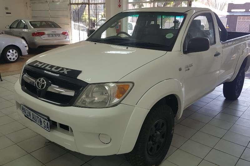 Toyota Hilux 2.5 2008