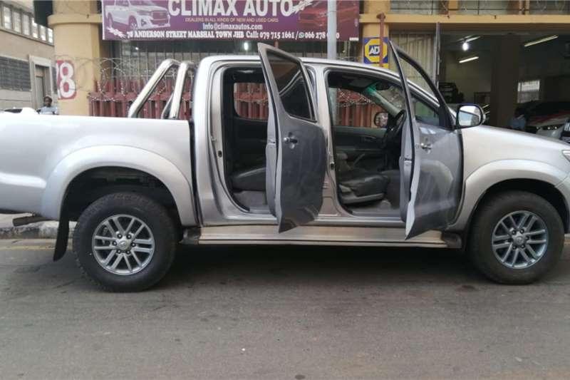 Toyota Hilux 2.5 2011