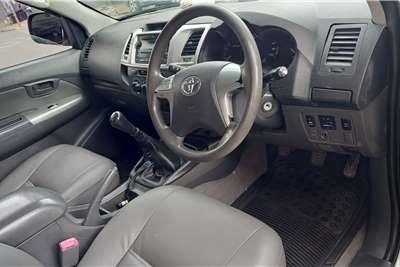 Toyota Hilux 2.5 2012