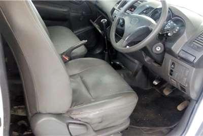 Toyota Hilux 2.5 2013
