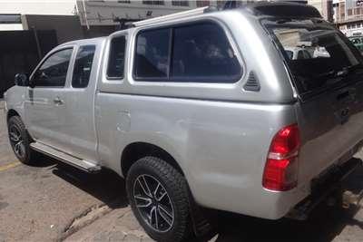 Toyota Hilux 2.5 2014