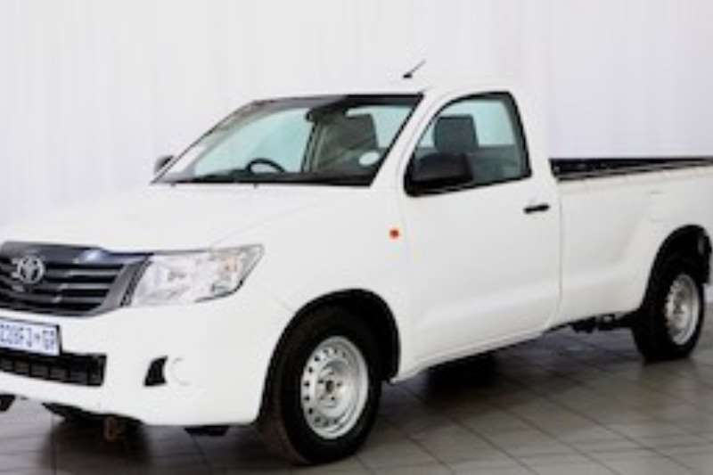 Toyota Hilux 2.5 D 4D P/U S/C 2012