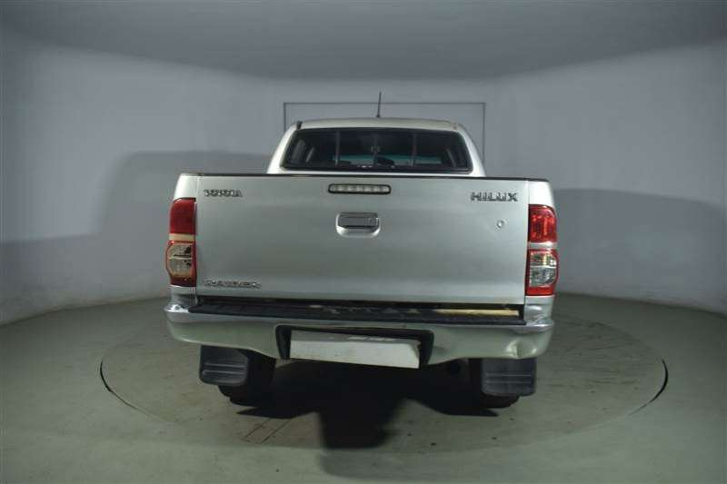 Toyota Hilux 2.5 D 4D RAIDER R/B P/U D/C 2012