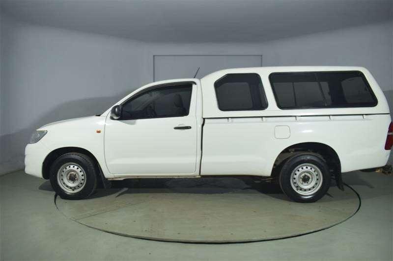 Toyota Hilux 2.5 D 4D S P/U S/C 2014