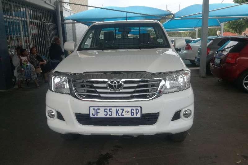 Toyota Hilux 2.5 d4d 2014