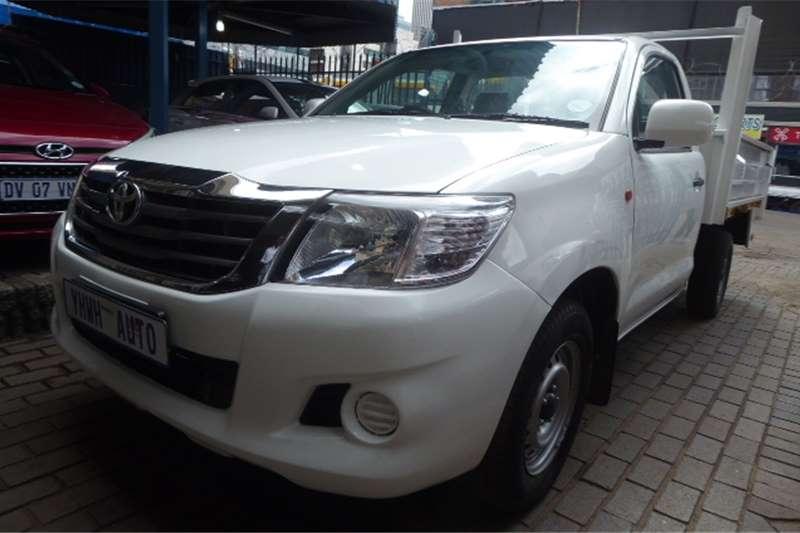 Used 2013 Toyota Hilux