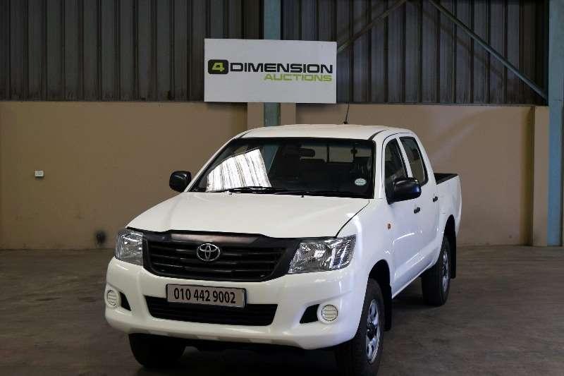2012 Toyota Hilux