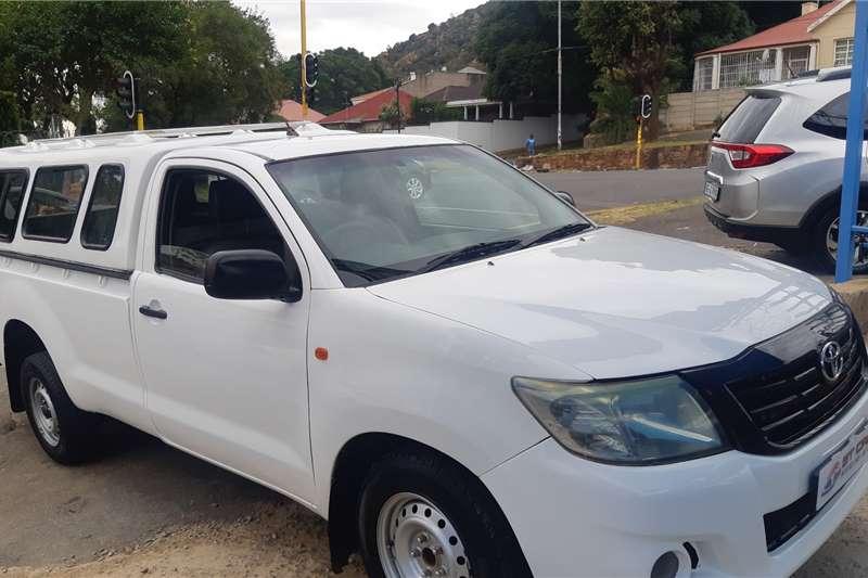 Toyota Hilux 2.5 longbase 2016
