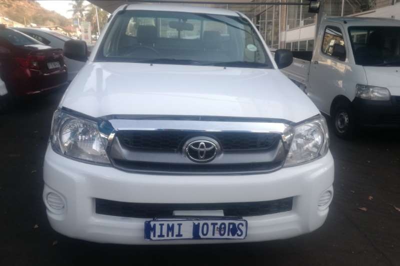 Toyota Hilux 2.5 single cab 2009