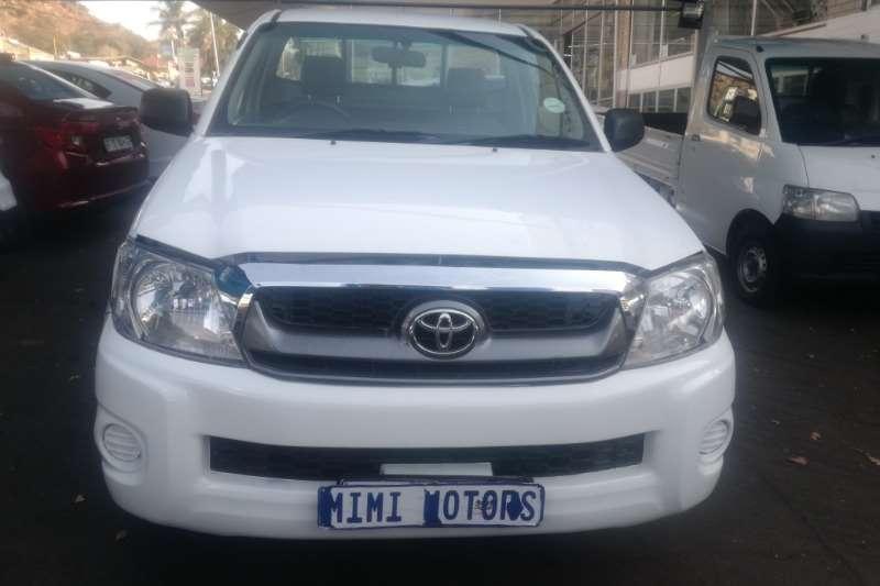 2009 Toyota Hilux
