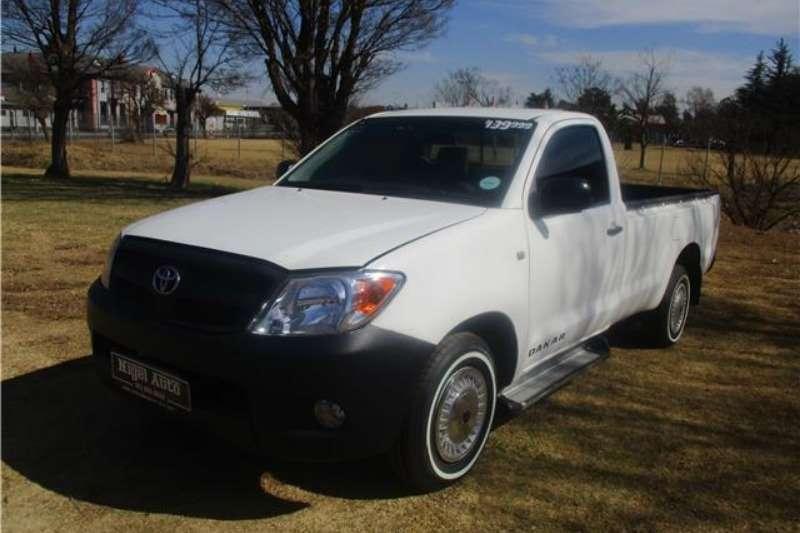 Toyota Hilux 2.5D 4D 2005