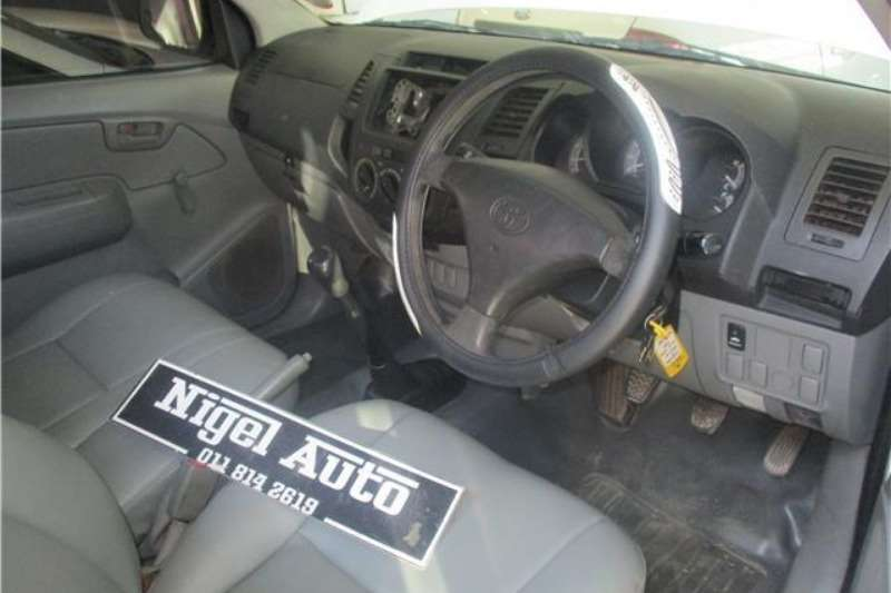 Used 2005 Toyota Hilux 2.5D 4D
