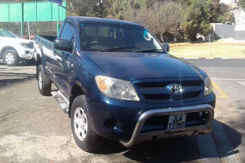 Toyota Hilux 2.5D 4D 2006