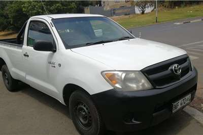 Used 2007 Toyota Hilux 2.5D 4D
