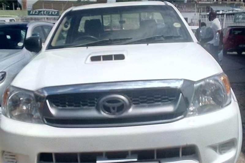 Toyota Hilux 2.5D 4D 2007