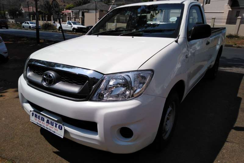 Used 2008 Toyota Hilux 2.5D 4D