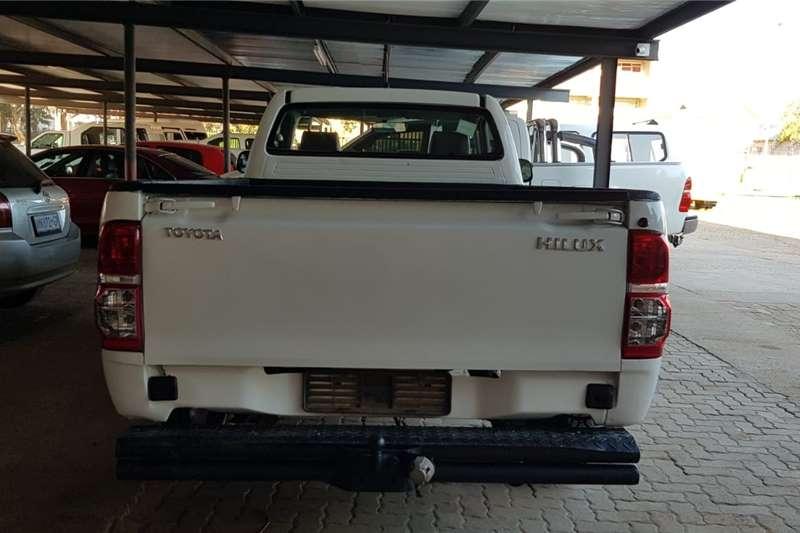 Toyota Hilux 2.5D 4D 2009