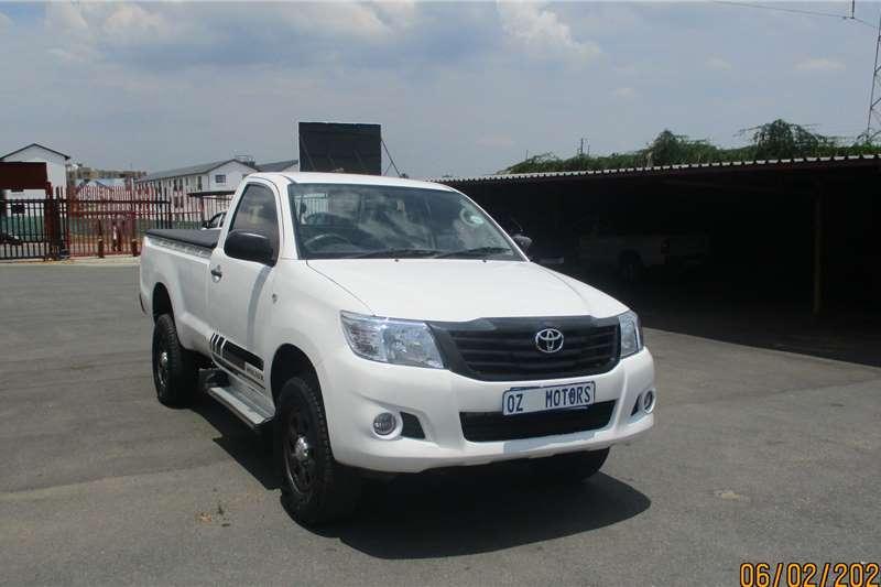 Toyota Hilux 2.5D 4D 2010