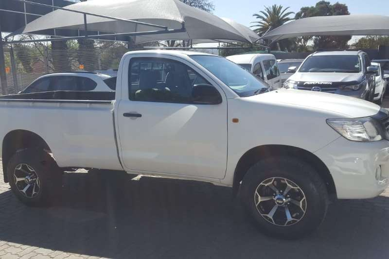 Used 2010 Toyota Hilux 2.5D 4D